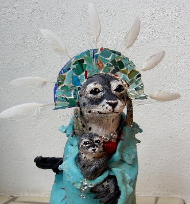 Seal Art, Shamanic Art